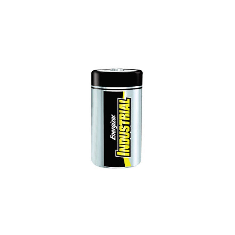 Pack of 80 Energizer Batteries EN95 D Size Industrial Alkaline Battery - Bulk Pack