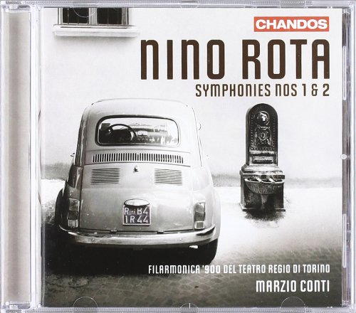 Rota: Symphonies No. 1 & 2