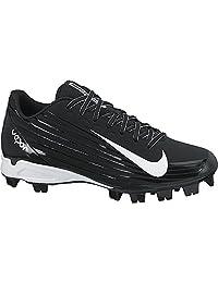 Nike Men's Vapor Strike 2 Baseball Cleat Black/White Size 10 M US