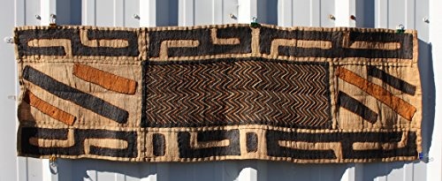African Kuba Cloth (Item 359 H)