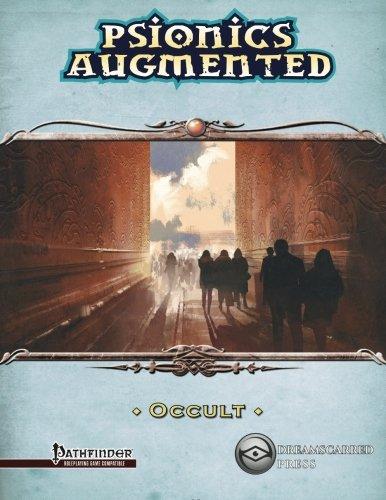 Psionics Augmented: Occult