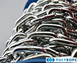 Chain Galvanized Strong Heavy Duty Steel Welded Security Links (12mm)