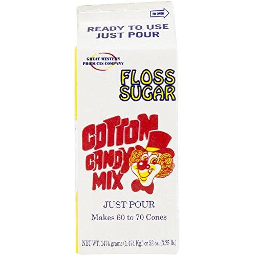 Perfect Stix Concession Essentials CE Floss Sugar-Orange-...