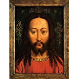 Gifts Delight Laminated 15x20 Poster: Copy After Jan Van Eyck About 1395-1441 Salvator Mundi Oil on Panel, 1438 Original