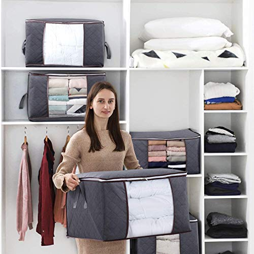 Large capacity clothes bag