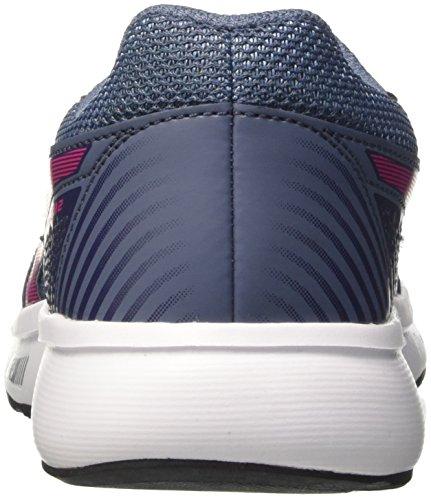Multicolore Pied bluefuchsia De Chaussures Fumée À Bleu Purpleindigo Femmes Asics 2 Stormer Course 8YF0zn8r