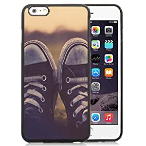 New Fashionable Designed For iPhone 6 Plus 5.5 Inch Phone Case With Dirty Board Shoes Phone Case Cover