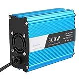 Keenso Power Inverter 500W DC 12V to AC 220V-240V
