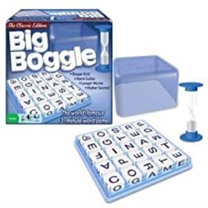 BIG BOGGLE, THE CLASSIC EDITION