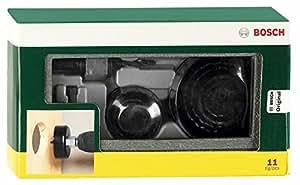 Bosch Holesaws Cutter Set (11 Piece)