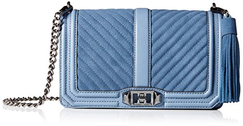 Blue Tassel Minkoff Dusty Rebecca Crossbody with Love fYBqw6xv