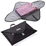 Packing Folder Travel Garment Bag Travel Accessory to Avoid Wrinkled Clothing Small