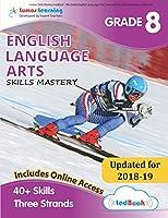 Lumos Skills Mastery tedBook - 8th Grade English Language Arts: Standards-based ELA practice workbook