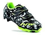 NORTHWAVE Junior MTB shoes HAMMER JUNIOR camouflage/fluo yellow (38)