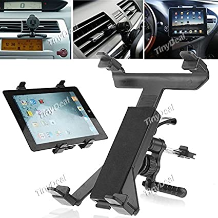 Universal Car Air Vent Mount Tablet PC Swivel Holder: Amazon in