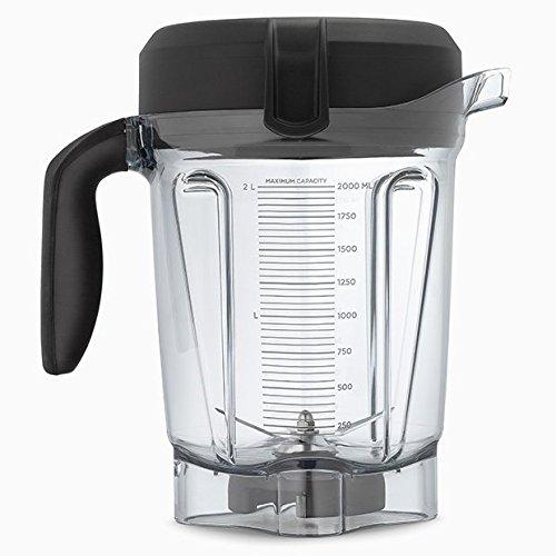 Vitamix 010338 Professional Series 750 - Batidora de vaso con diseño de acero inoxidable: Amazon.es: Hogar