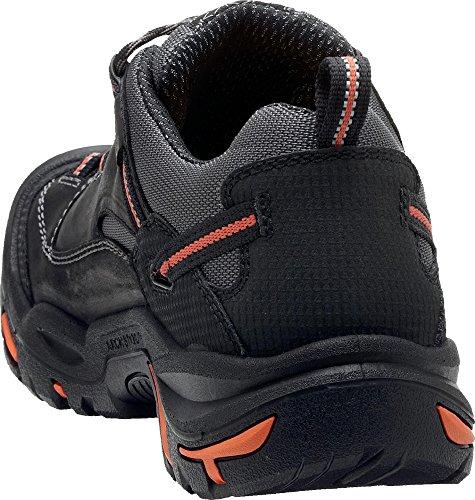 KEEN Utility Men's Braddock Low Steel-Toed Boot,Black/Bossa Nova,10.5 D US by KEEN Utility (Image #7)
