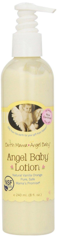 Angel Baby Lotion with Organic Calendula (8 Fl. Oz.)