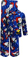 Peanuts Charlie Brown Christmas Pajama for Little Boys