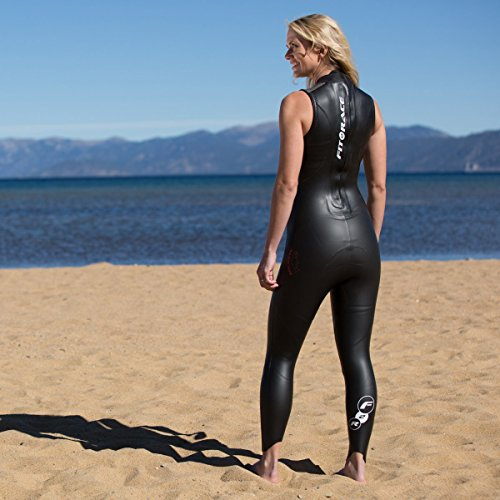 Sleeveless Triathlon Wetsuit Team In Training F2R Sockeye Unisex