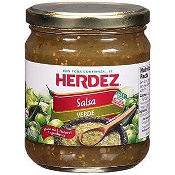 Herdez Verde Salsa, 15.2 oz