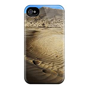 Premium [meGCbRw14574BfISp]sand Dune Case For Iphone 4/4s- Eco-friendly Packaging