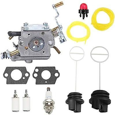 Carburetor for Poulan 358350981 Pro Chainsaw PP5020AV 573952201 Zama C1M-W47