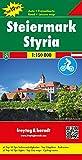 Steiermark Styria 1:150.000