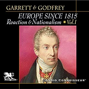 Europe Since 1815, Volume 1 Audiobook