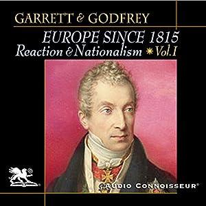 Europe Since 1815, Volume 1 Audiobook