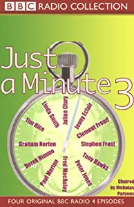Just a Minute 3 Radio/TV
