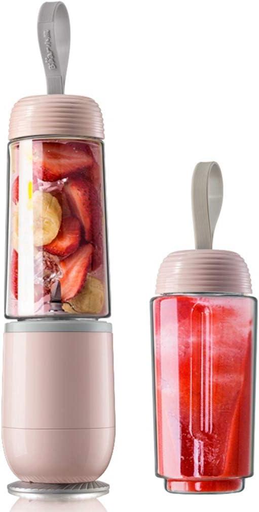 XVCHANGQING Exprimidor Licuadora portátil extractora de frutas ...