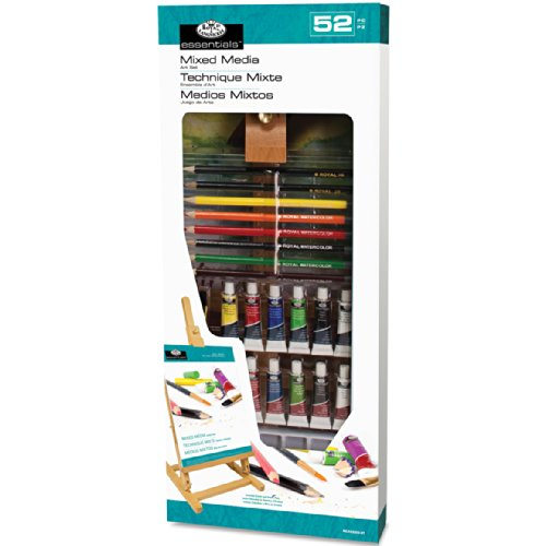 Easel Art Medium Mixed Media 52pc product image