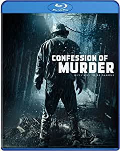 Confession of Murder [Blu-ray]