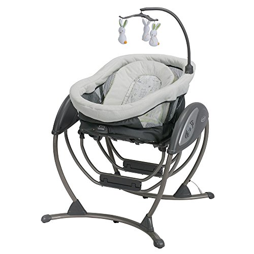 Graco DreamGlider 2-in-1 Gliding Swing and Sleeper