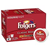 Kyпить Folgers Classic Roast, Medium Roast Coffee, K-Cup Pods for Keurig K-Cup Brewers, 12-Count (Pack of 6) на Amazon.com