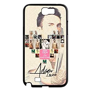 Customize Popular Singer Adam Levine Back Cover Case for Samsung Galaxy Note 2