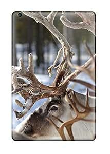 Cheap Ipad Mini 3 Reindeer Print High Quality Tpu Gel Frame Case Cover 5303366K15691053