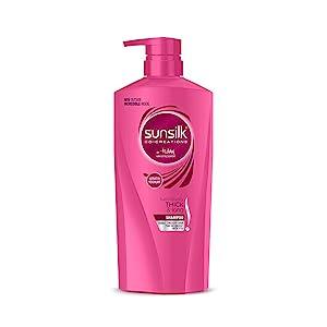 Sunsilk Lusciously Thick and Long Shampoo, 650ml