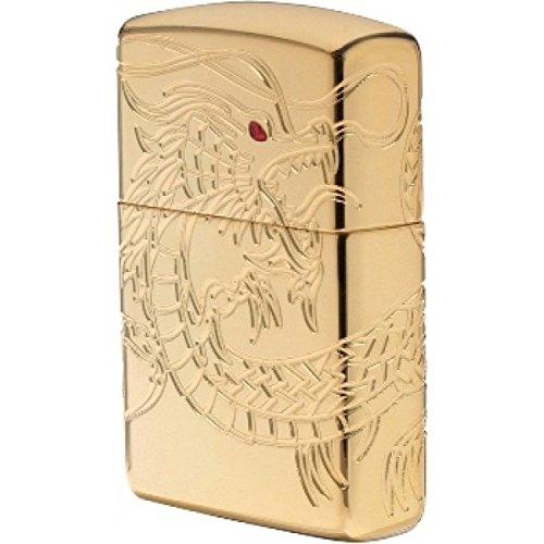 Buy zippo gold dragon
