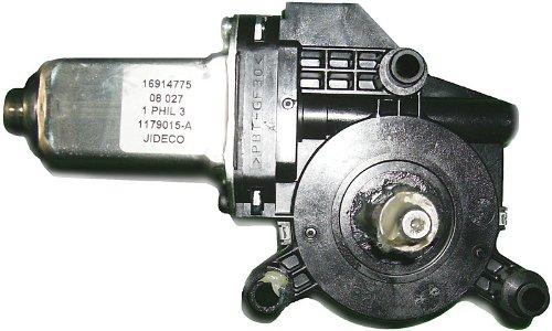 ACDelco 88980987 GM Original Equipment Driver Side Power Window Regulator Motor - Pontiac Motor