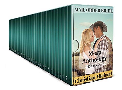 MAIL ORDER BRIDE Complete Anthology ebook product image