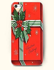 OOFIT iPhone 5 5s Case - Warm Christmas Greeings