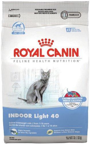 Royal Canin Dry Cat Food, Indoor Light 40 Formula, 7-Pound Bag, My Pet Supplies