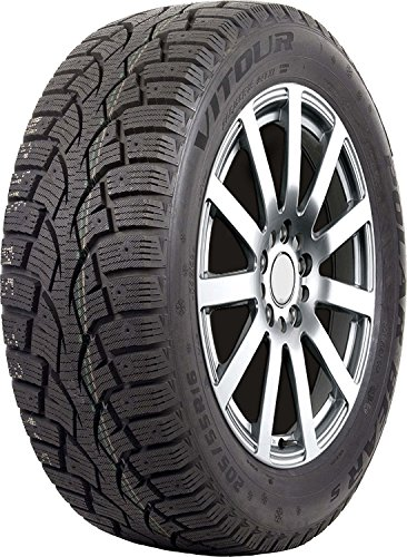 Vitour POLAR BEAR S (STUDDABLE) Studable-Winter Radial Tire - 265/70R17 115T (Best Light Truck Snow Tires)