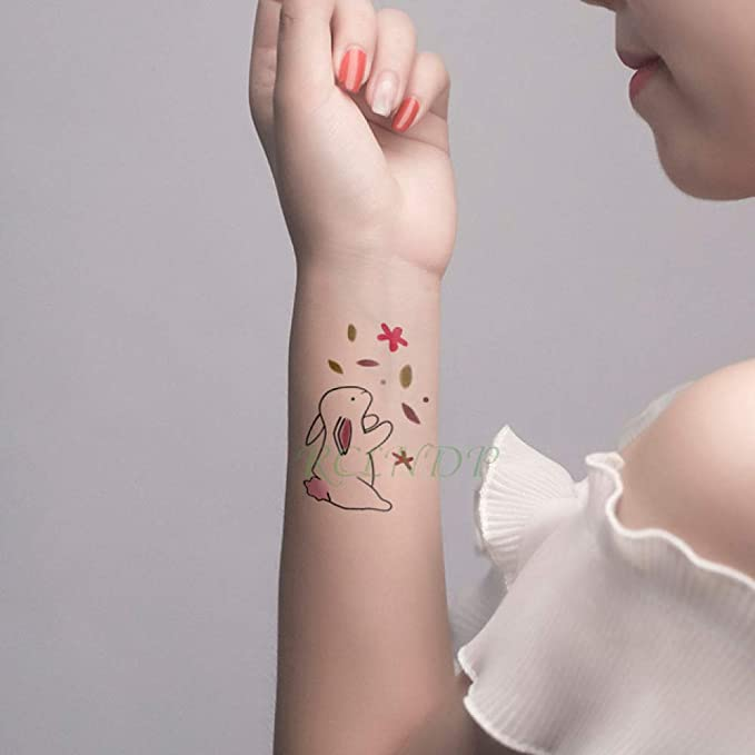 5 PC Impermeabilizan la Etiqueta engomada del tatuajeTatto Tatuaje ...
