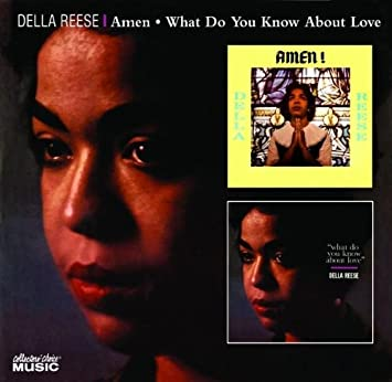 da1313a1418d Della Reese - Amen/What Do You Know About Love - Amazon.com Music