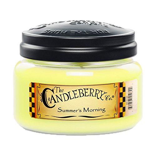 Candleberry Summer's Morning Medium 10Oz Jar Candle ()