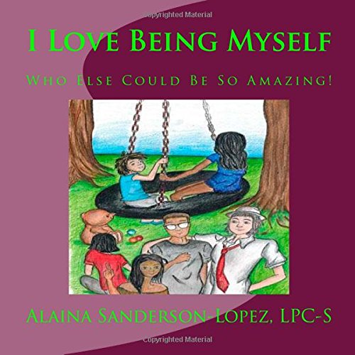 Read Online I Love Being Myself: Who Else Could Be So Amazing? ebook