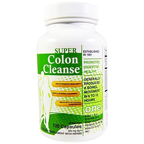 Health Plus Super Cleanse Capsule